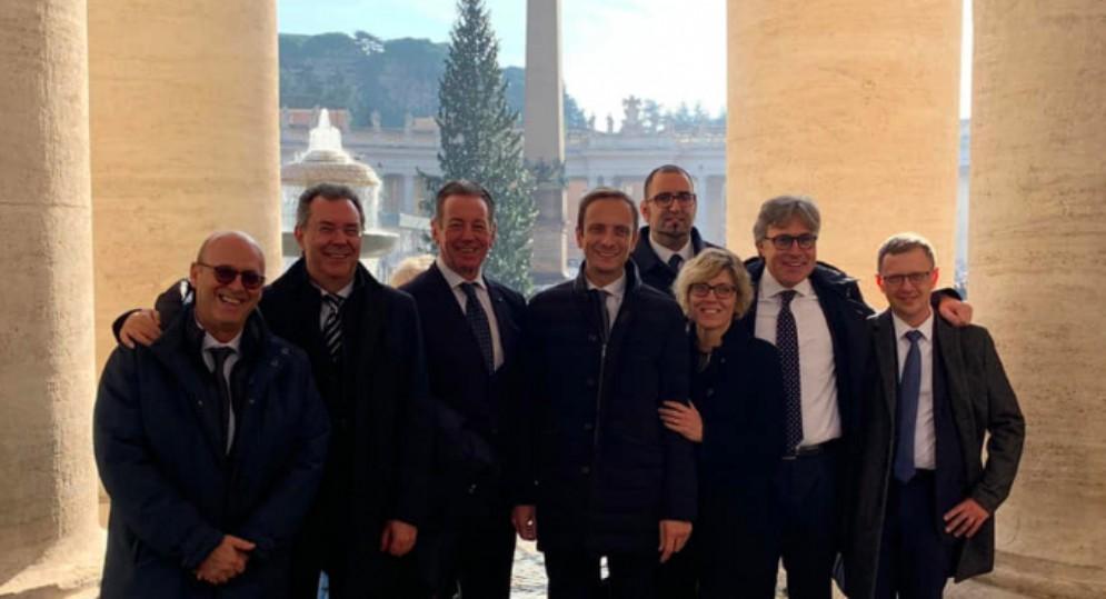 Fvg protagonista in Vaticano con l'abete proveniente dal bosco del Cansiglio