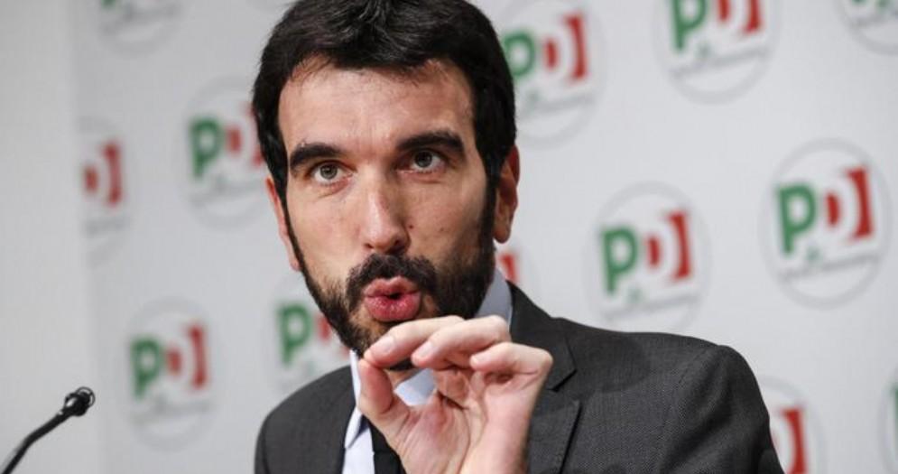 Maurizio Martina, candidato alla Segreteria del Partito Democratico
