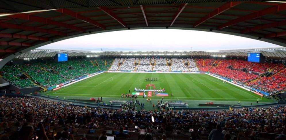Qualificazioni agli Europei: l'Italia giocherà allo stadio Friuli