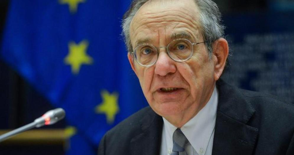 L'ex Ministro dell'Economia, Pier Carlo Padoan