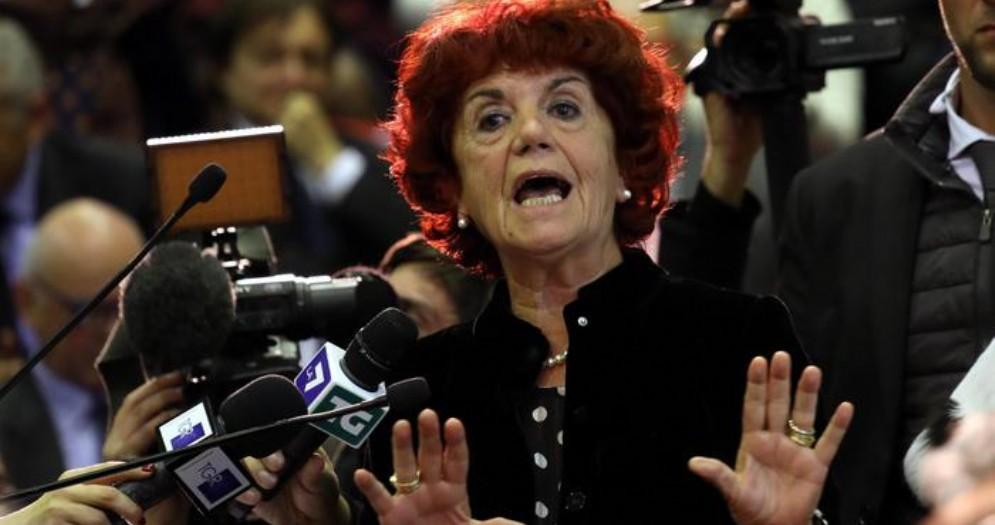 Valeria Fedeli, Senatrice del PD