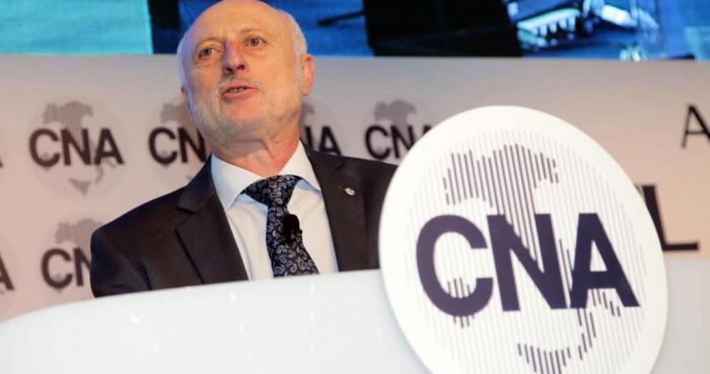 Daniele Vaccarino, Presidente della CNA