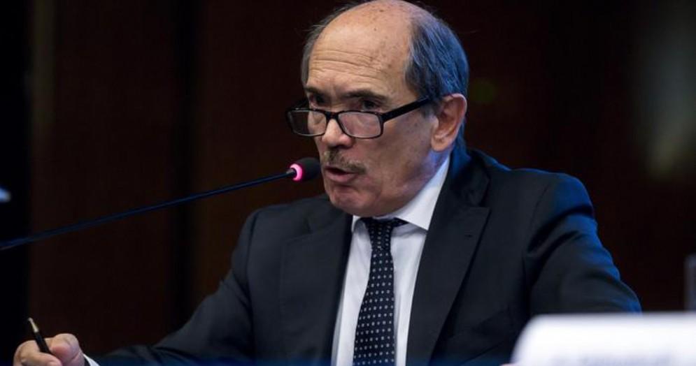 Il Procuratore antimafia, Federico Cafiero De Raho