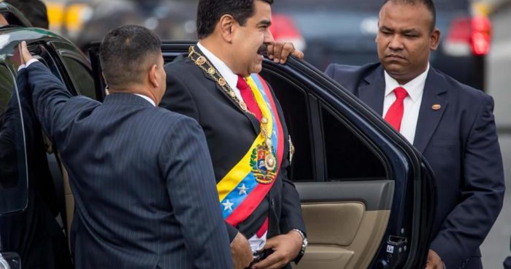 Il Presidente venezuelano, Nicolas Maduro