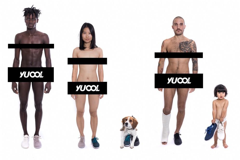 Yuool la start up che realizza e vende online la scarpa in lana merino