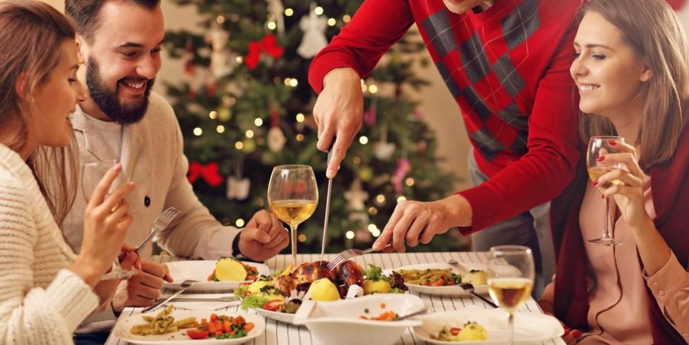 Pranzo di Natale e aumento di peso
