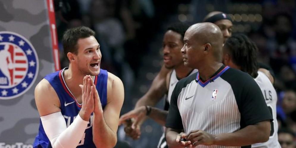 Vittoria all'overtime dei Los Angeles Clippers di Gallinari