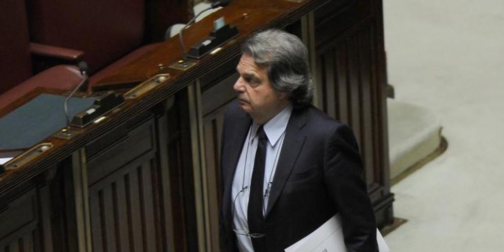Il Responsabile economico di Forza Italia, Renato Brunetta