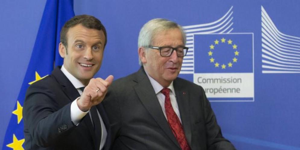 Di Maio: «Se regole UE valgono per l'Italia varranno anche per Macron»