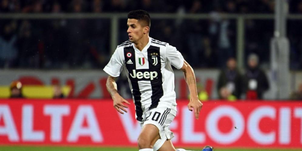 Joao Cancelo, prima stagione alla Juventus