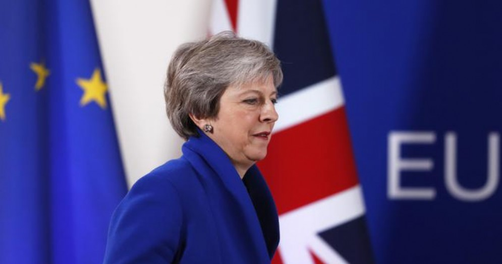 La Premier inglese, Theresa May