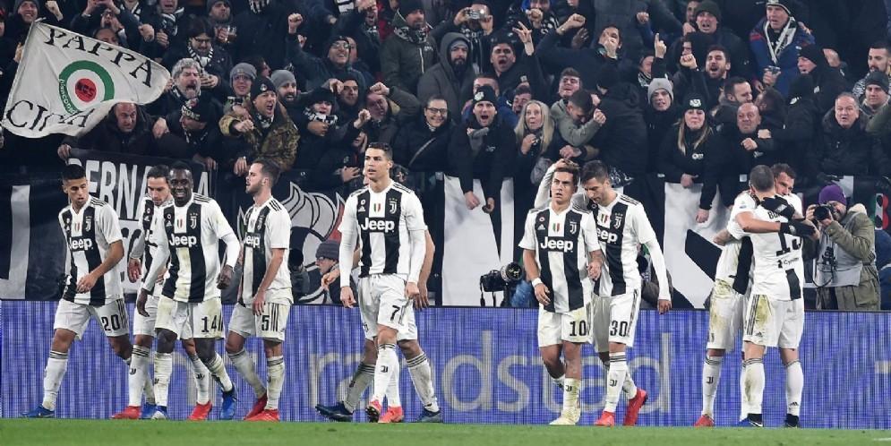 La Juventus attende l'esito del sorteggio di Nyon per gli ottavi di finale di Coppa dei Campioni