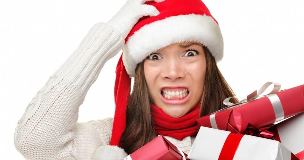 Stress a Natale e rischio infarto