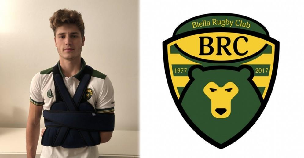 Biella Rugby, operazioni per Marcuccetti e Galfione: i tempi di recupero
