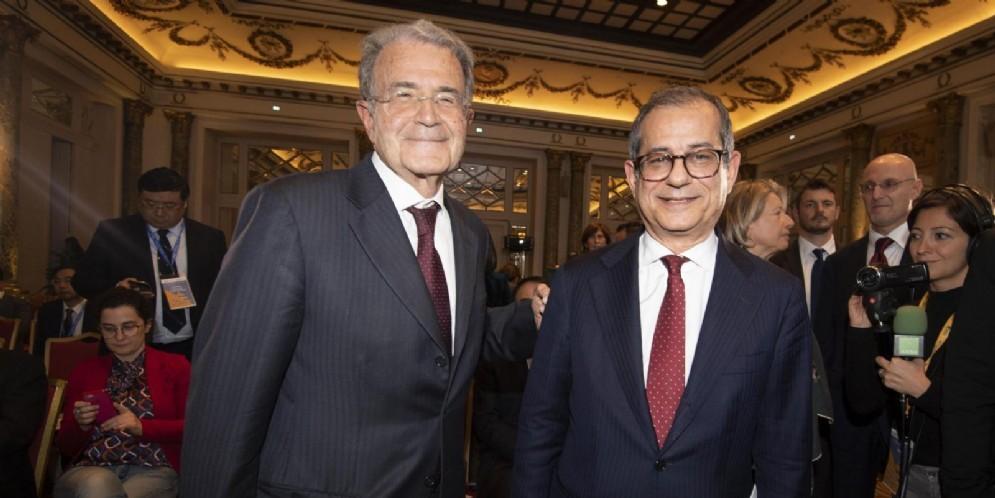 L'ex premier Romando Prodi