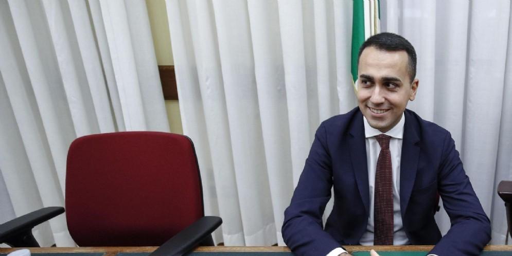 Il vicepremier e ministro del Lavoro e dello Sviluppo Economico Luigi Di Maio