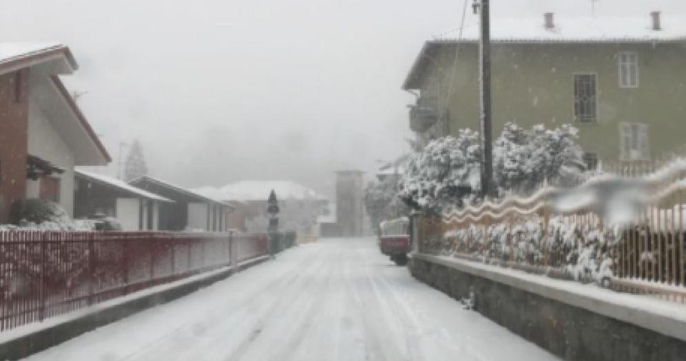 In arrivo il grande freddo, ma quando nevicherà a Biella? Le previsioni meteo