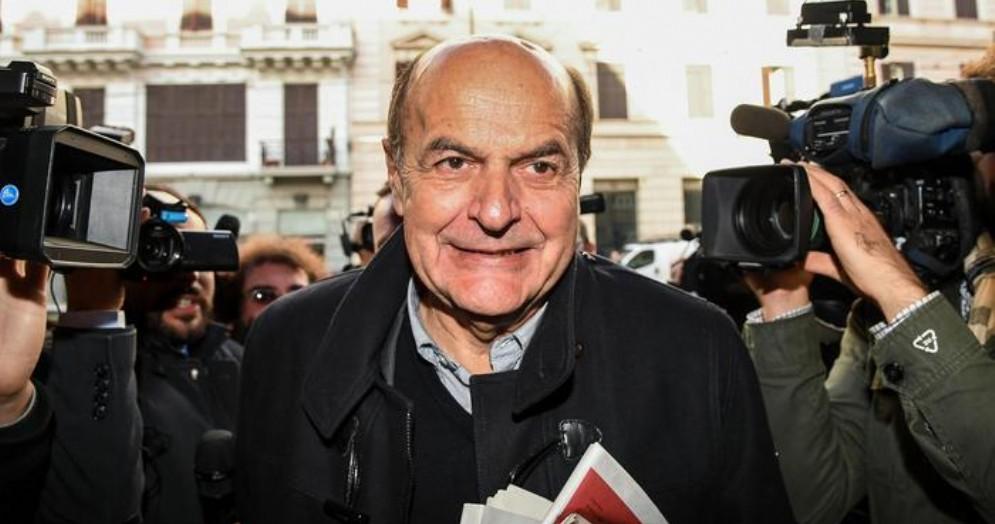 Pierluigi Bersani, ex Segretario del Partito Democratico