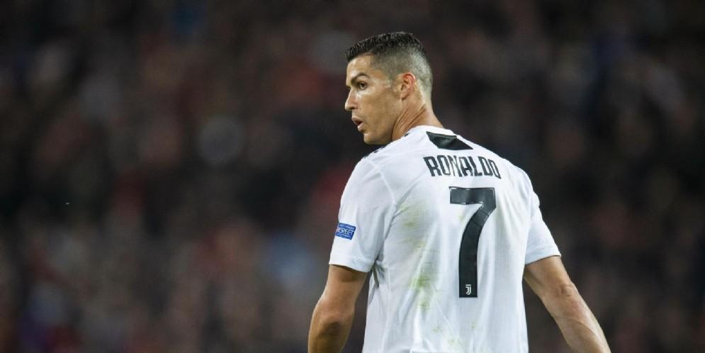 Cristiano Ronaldo, prima stagione alla Juventus