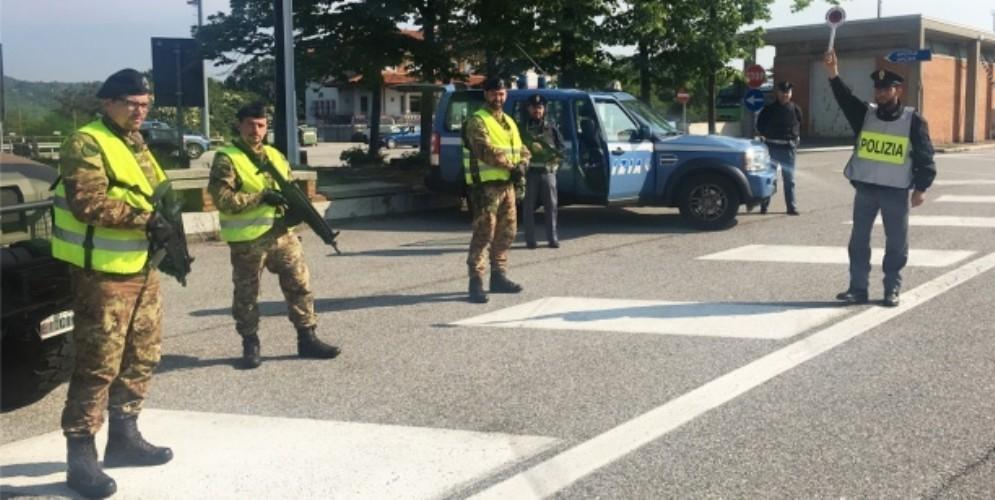 Auto fermata al Lisert: la Polizia arresta un latitante romeno per violenza sessuale