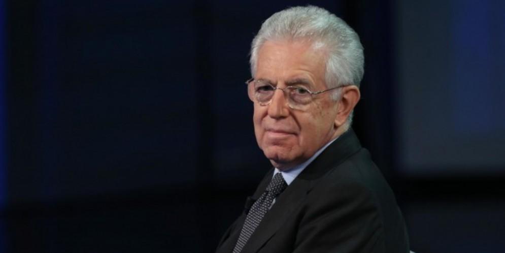 L'ex Premier e Senatore a vita, Mario Monti
