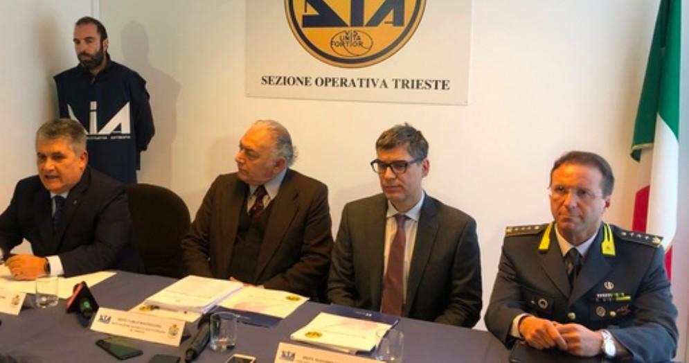 Mafia, in Fvg non si parla più di «infiltrazioni» ma di «insediamenti»