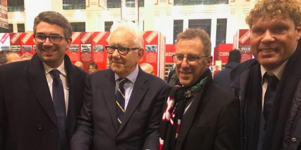 Sport: con la Triestina si celebrano i 100 anni di una città