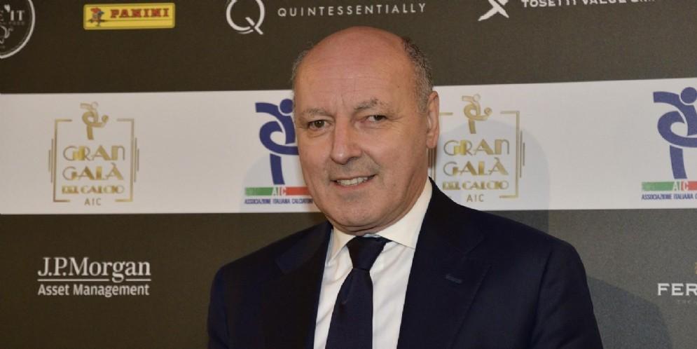 Giuseppe Marotta, nuovo dirigente dell'Inter dopo l'addio alla Juventus