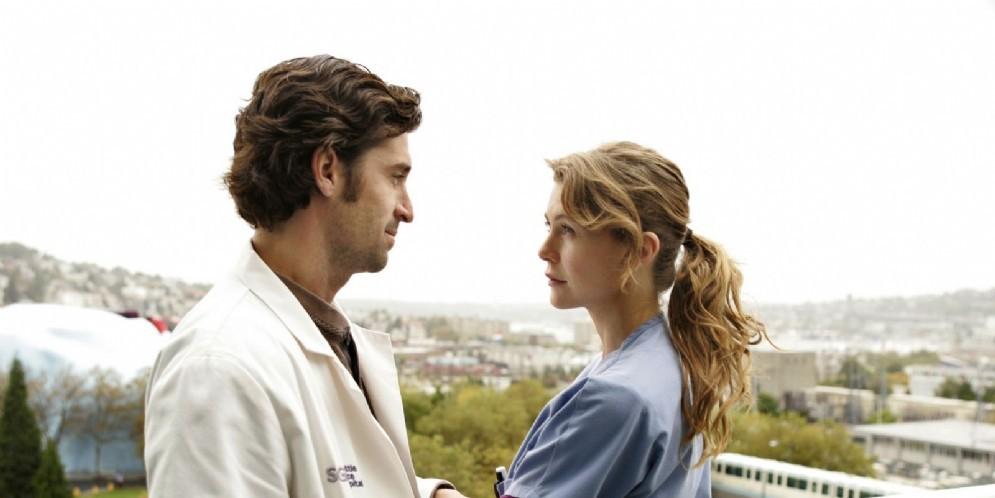 Meredith Grey e Derek Shepherd
