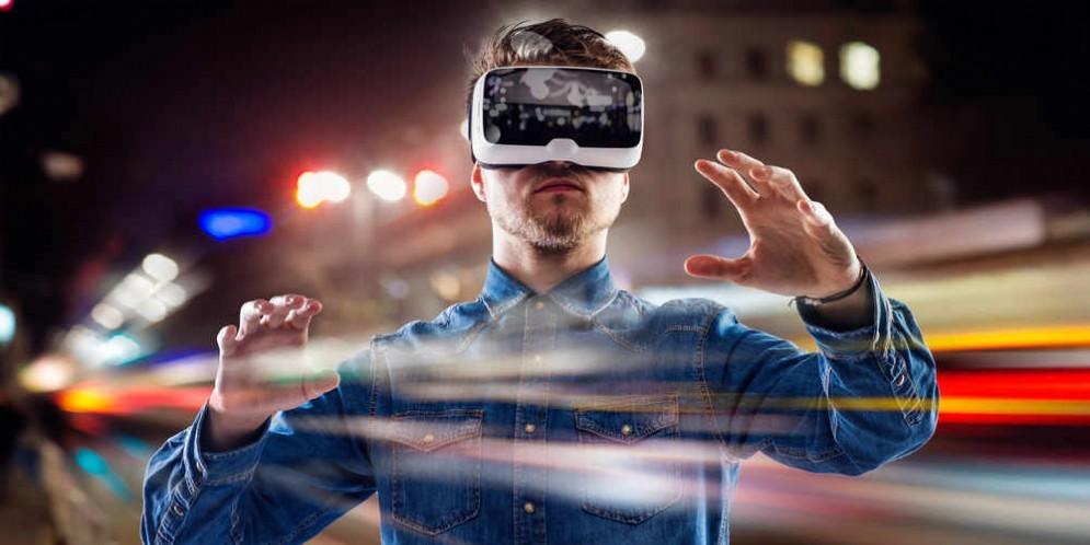 Realtà virtuale - Immagine rappresentativa
