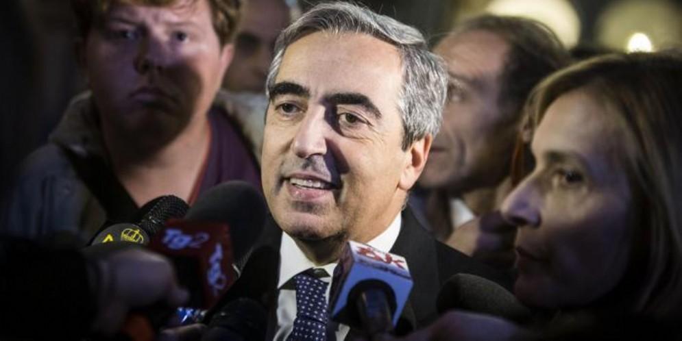 Maurizio Gasparri, Senatore di Forza Italia