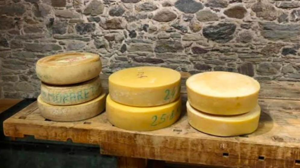 E' di malga Montasio il miglior formaggio della montagna friulana