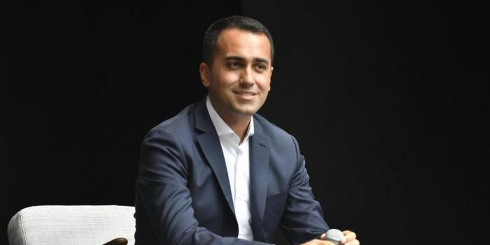 Il Ministro per lo Sviluppo economico, Luigi Di Maio