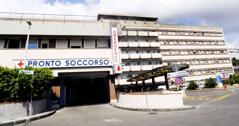 Il pronto soccorso di Sanremo