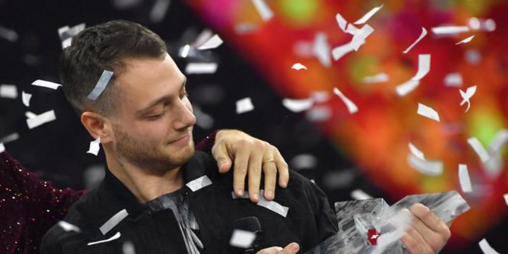 Anastasio, vincitore di X Factor 2018