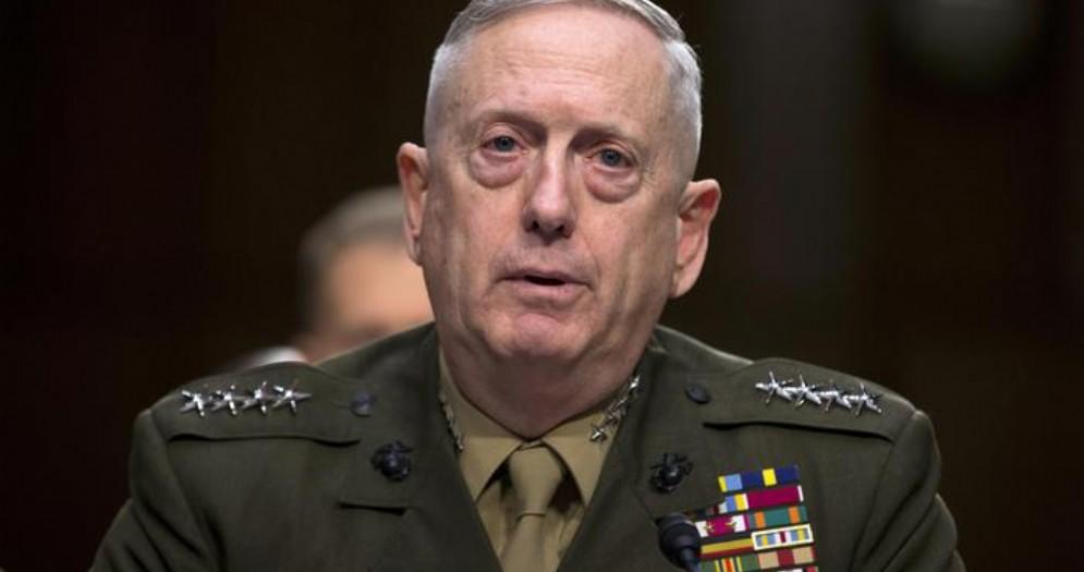 Jim Mattis, ex segretario alla Difesa americano