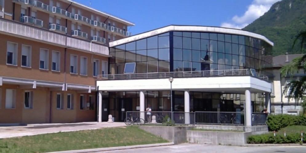 L'ospedale di Tolmezzo