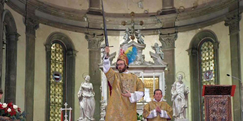A Cividale del Friuli i 653 anni della Messa dello Spadone