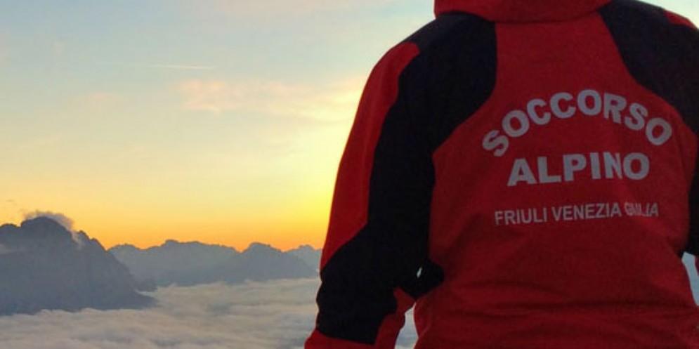 Scivola sul ghiaccio: escursionista recuperato da 118 e Cnsas