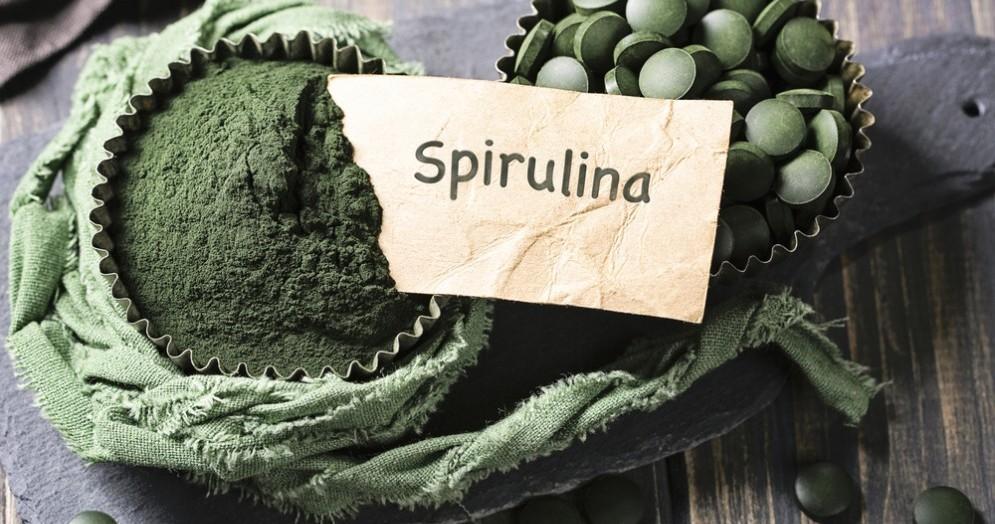L'alga spirulina contro l'ipertensione