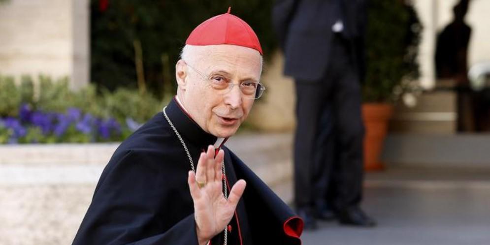 L'arcivescovo di Genova, Angelo Bagnasco