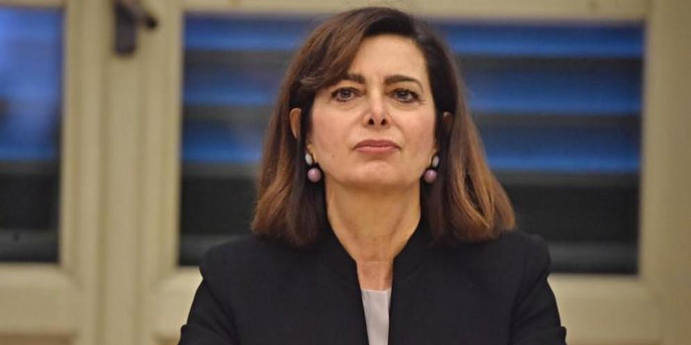 Laura Boldrini, Parlamentare di Liberi e Uguali