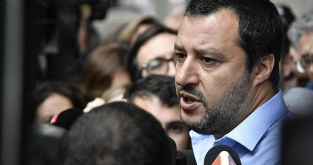 Rossi e Salvini scontro sul decreto sicurezza