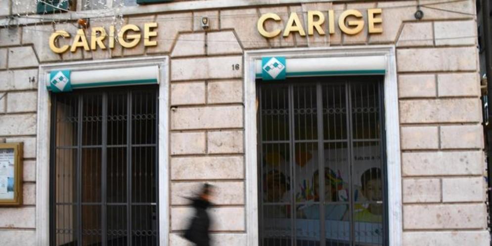 Agenzia di Banca Carige