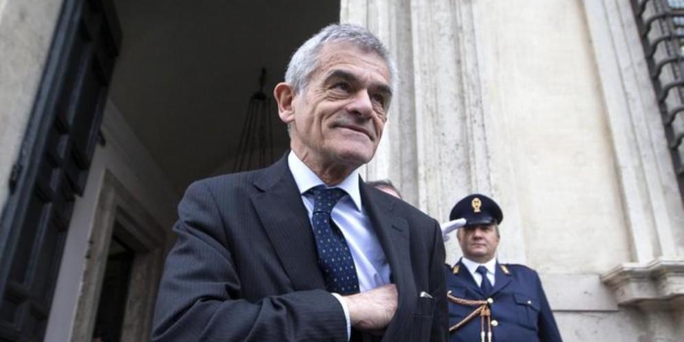 Il presidente della Regione Piemonte Sergio Chiamparino