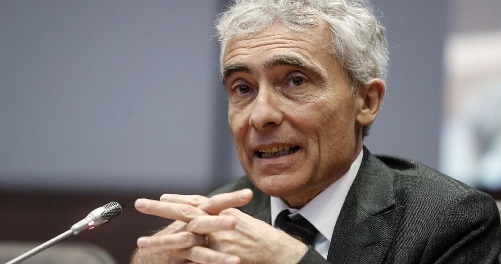 Il presidente uscente dell'Inps Tito Boeri
