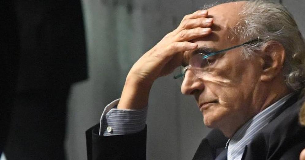 L'ex presidente di Banca Carige, Giovanni Berneschi