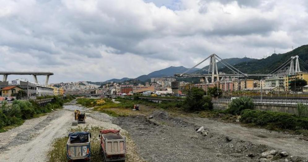 Crollo Morandi, definiti dalla Regione i criteri di assegnazione degli indennizzi