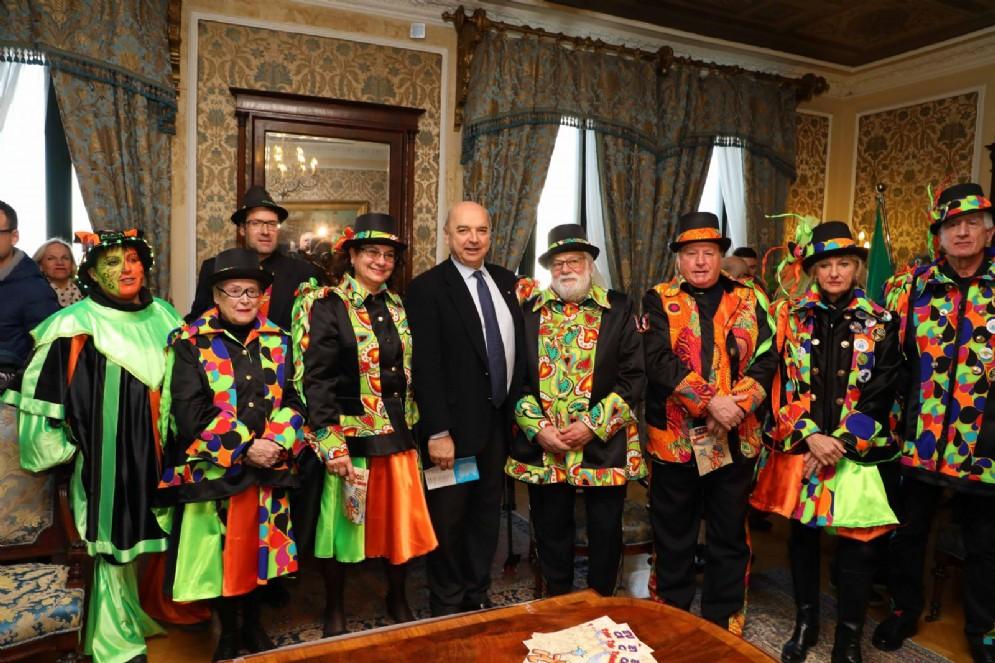 Trieste ,il Carnevale Europeo in programma dal 14 al 17 febbraio: il programma