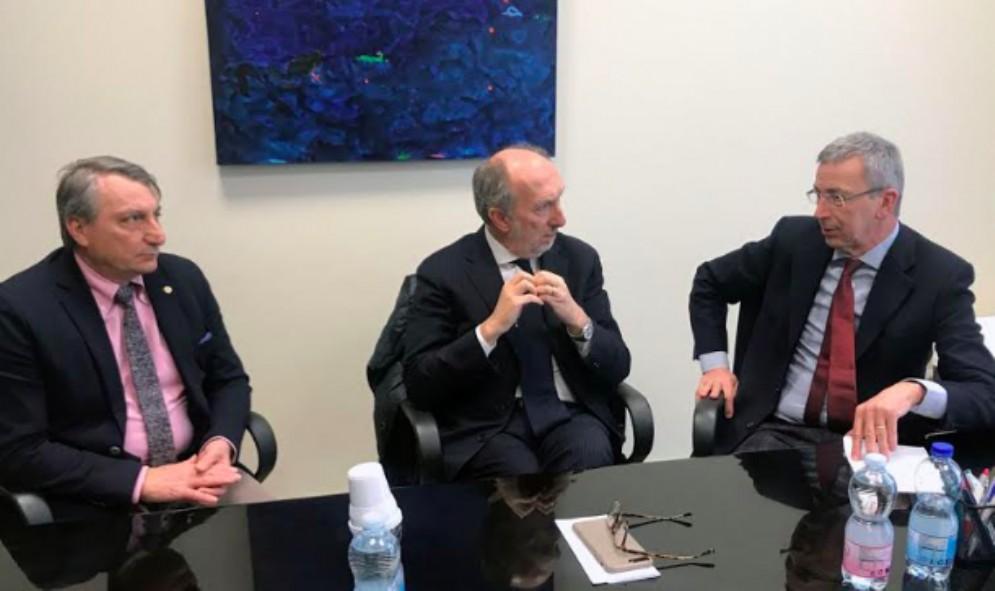 Salute, Riccardi: «Pronti a confronto con lo Stato sulla protonterapia al Cro»